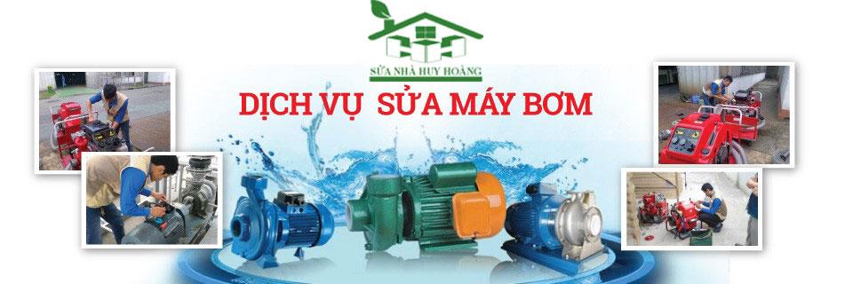 Chuyên cung cấp các dịch vụ sửa chữa máy bơm nước tại nhà hiệu quả cao - giá rẻ hấp dẫn nhất trên thị trường