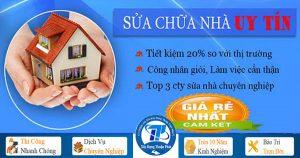 Chuyên nhận sơn nhà trọn gói tại TPHCM, Bình Dương, Đồng Nai