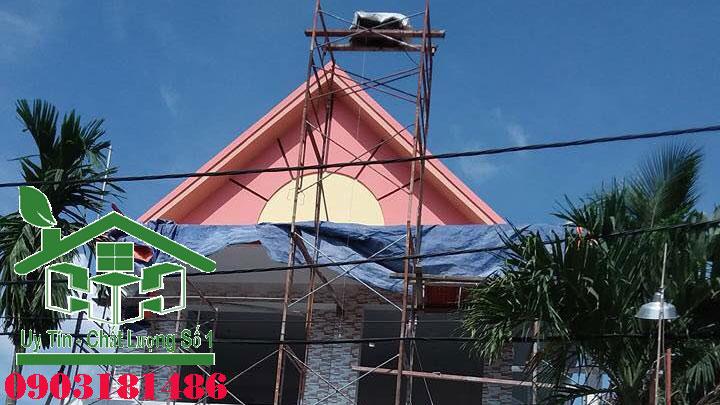 công ty chuyên nhận sửa chữa nhà ở giá rẻ chuyên nghiệp tại Bình Dương