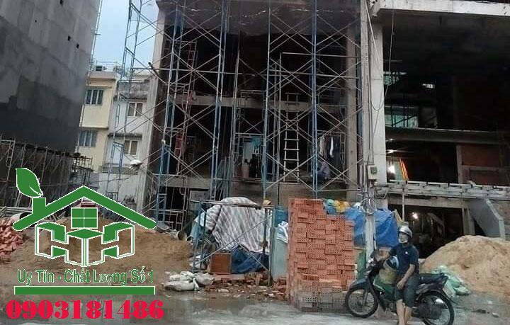 công ty chuyên nhận sửa chữa nhà ở giá rẻ tại TPHCM