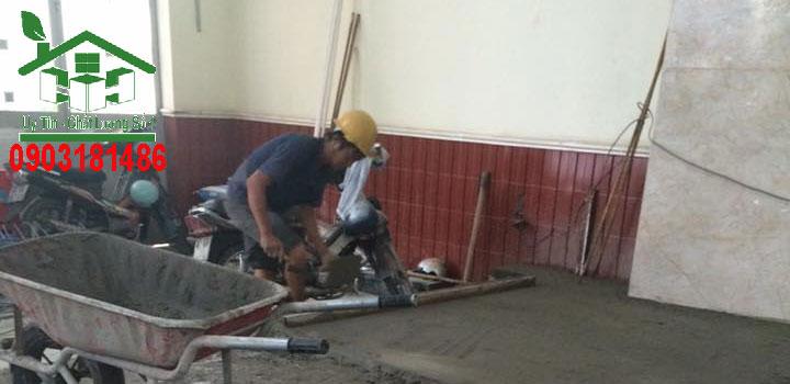 Sửa chữa cải tạo nhà cấp 4