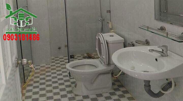 Chống thấm nhà vệ sinh chuyên nghiệp