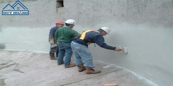 Chống thấm tường uy tín - chất lượng- giá rẻ