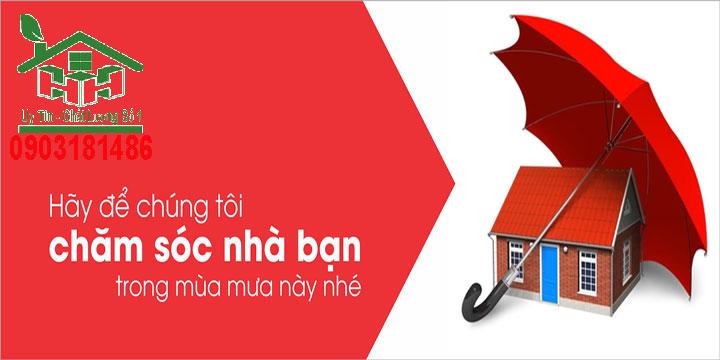 Dịch vụ chống thấm giá rẻ tại TPHCM - Bình Dương - Đồng Nai