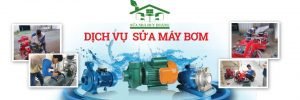 Dịch vụ sửa chữa máy bơm nước tại nhà uy tín – giá rẻ
