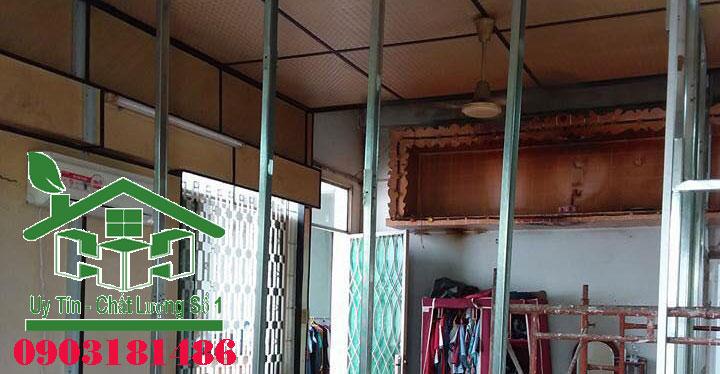 Làm vách ngăn thạch cao giá rẻ tại Thành Phố Hồ Chí Minh