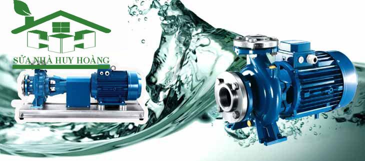 Đội thợ sửa máy bơm nước chuyên nghiệp - tay nghề cao - giàu kinh nghiệm