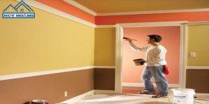 Dịch vụ sơn nhà quận 11 chuyên nghiệp - hiệu quả - giá rẻ