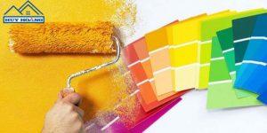 Dịch vụ sơn nhà quận 3 uy tín - hiệu quả - giá rẻ