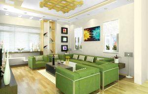 dịch vụ sơn nhà quận Bình Tân