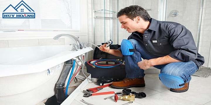 Dịch vụ sửa chữa đường ống nước tại nhà uy tín - hiệu quả - giá rẻ