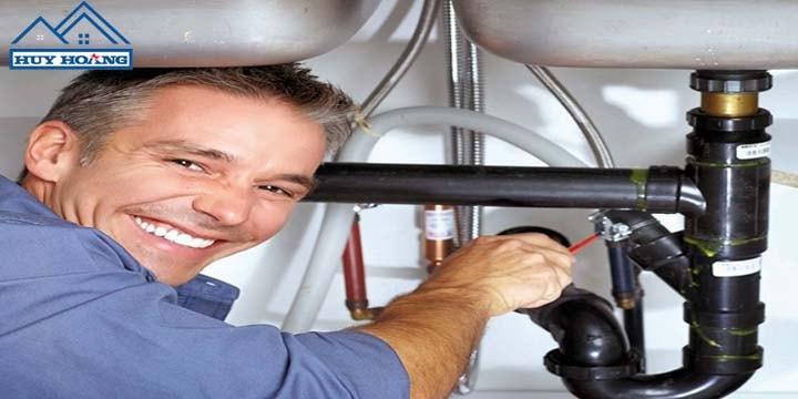 Thợ sửa ống nước tại nhà quận 2 uy tín - giá rẻ