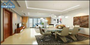 Báo giá thiết kế nội thất căn hộ chung cư