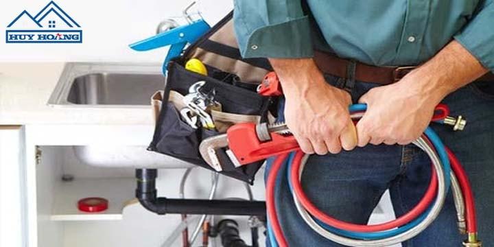 Thợ sửa ống nước tại nhà quận 9 có mặt nhanh - uy tín - giá rẻ