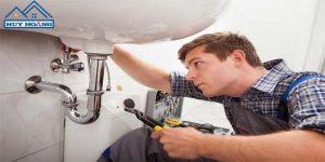 Thợ sửa ống nước tại nhà quận Bình Thạnh chuyên nghiệp - có mặt sau 15 phút