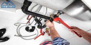 Thợ sửa ống nước tại nhà quận Phú Nhuận