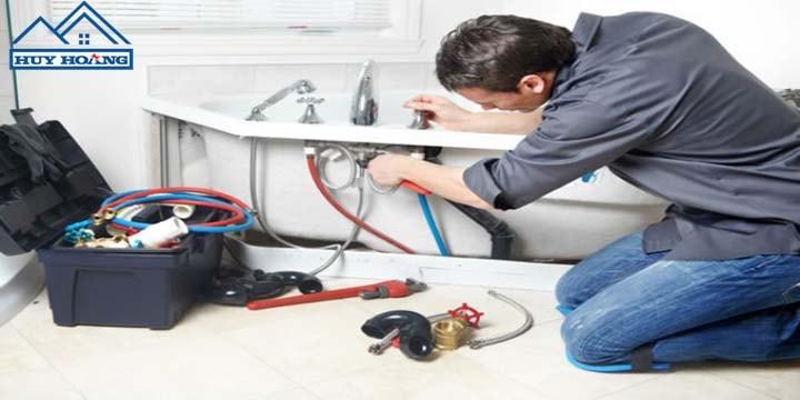Thợ sửa ống nước tại nhà quận Tân Phú chất lượng - sửa ống nước giá rẻ