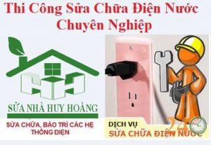 báo giá dịch vụ sửa chữa nhà quận Tân Phú rẻ, uy tín