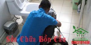 Dịch vụ thợ sửa chữa bồn cầu tại nhà