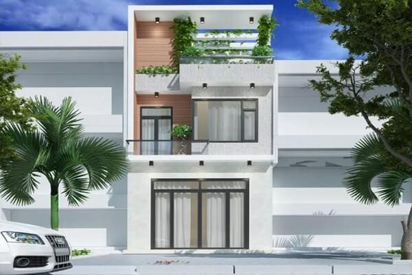 Mẫu thiết kế nhà đơn giản