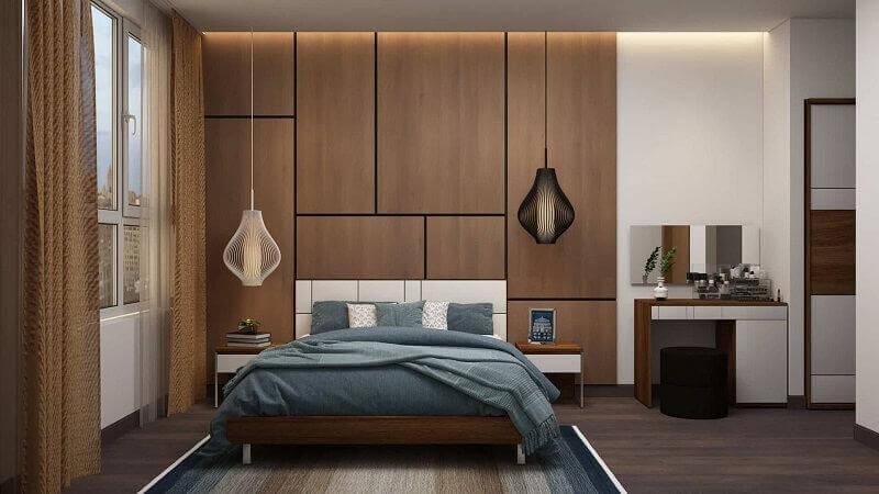 Thiết kế gỗ công nghiệp mới