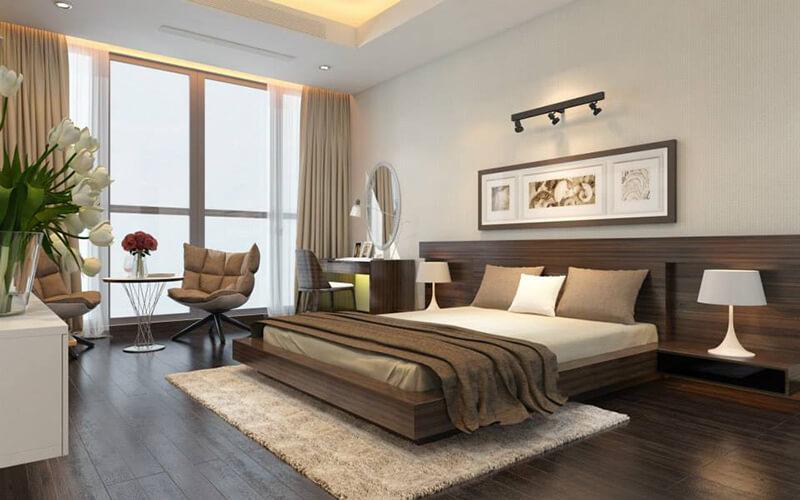 Phòng ngủ cho nhà hiện đại