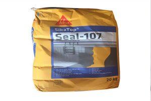 Định mức sikatop seal 107 - Hướng dẫn cách sử dụng