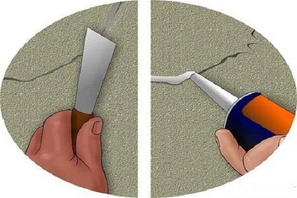 Xử lý nứt tường - Xử lý vết nứt sâu nghiêm trọng đạt hiệu quả cao bạn cần biết