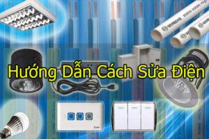 Cách sửa điện tại nhà
