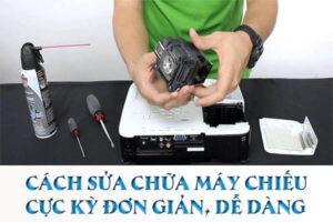 Sửa chữa máy chiếu
